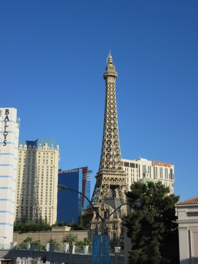 Paris... no Vegas