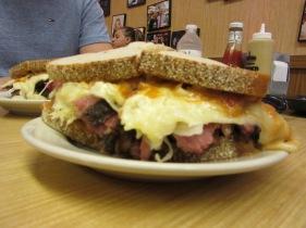 Rubens sandwich