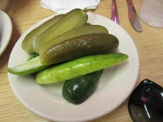 Pickles, Gherkins, Pickled Cucumbers