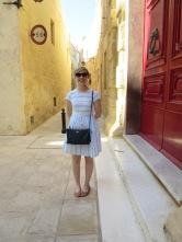 Me in Mdina