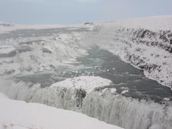 Gullfloss Falls