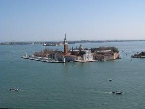 Small island near Venice