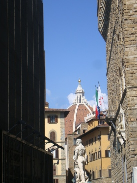 David and Duomo