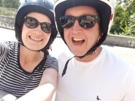 Moped based fun