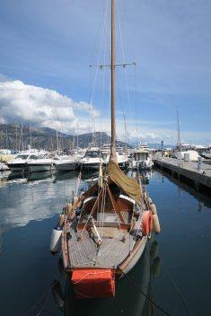 The Harbour in Cap-Ferrat